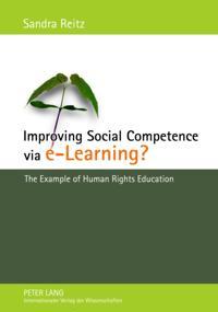 Improving Social Competence via e-Learning?