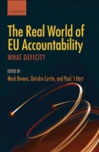 Real World of EU Accountability What Deficit?
