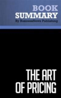 Summary : The Art of Pricing - Rafi Mohammed
