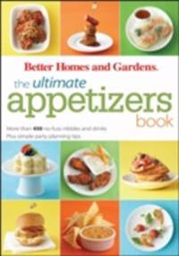 Ultimate Appetizers Book