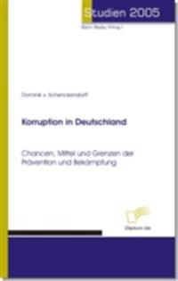 Korruption in Deutschland