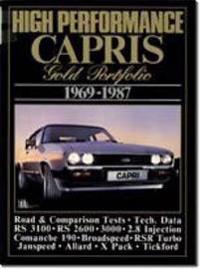 High Performance Capris Gold Portfolio, 1969-87