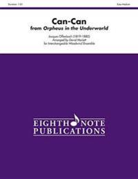 Can-Can: From Orpheus in the Underworld, Score & Parts
