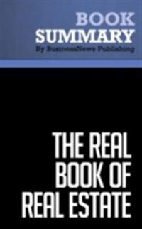 Summary : The Real Book of Real Estate - Robert Kiyosaki