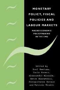 Monetary Policy, Fiscal Policies and Labour Markets