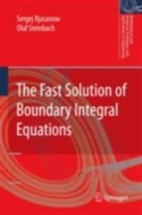 Fast Solution of Boundary Integral Equations