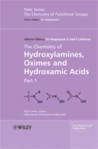 The Chemistry of Hydroxylamines, Oximes and Hydroxamic Acids