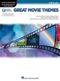 Great Movie Themes Violin