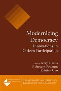 Modernizing Democracy: Innovations in Citizen Participation