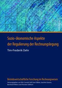 Sozio-oekonomische Aspekte der Regulierung der Rechnungslegung