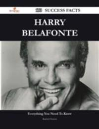 Harry Belafonte 173 Success Facts - Everything you need to know about Harry Belafonte