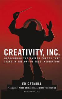 Creativity, inc. - overcoming the unseen forces that stand in the way of tr