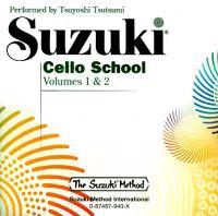 Suzuki Cello School: Volumes 1 & 2