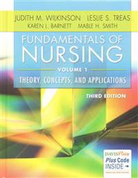 Fundamentals of Nursing, Vol. 1 & 2, 3rd Ed. + Fundamentals of Nursing Skills Videos, 3rd Ed. + Nursking Skills DVD