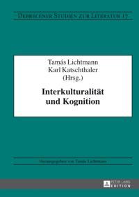 Interkulturalitat und Kognition