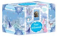 Iprinsessene. Smykkeskrin med dansende isprinsesse, musikk, nøkkel og eventyrbok