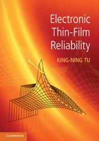 Electronic Thin-Film Reliability