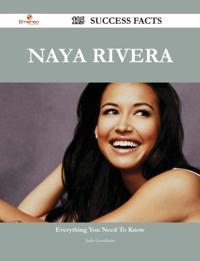 Naya Rivera 115 Success Facts - Everything you need to know about Naya Rivera
