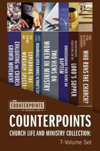 The Counterpoints Church Life and Ministry Collection