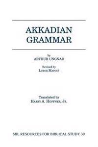 Akkadian Grammar