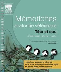 Memofiches anatomie veterinaire - Tete et cou