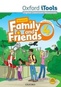 American Family and Friends: Level Four: iTools