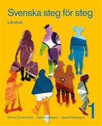 Svenska steg för steg 1 Lärobok