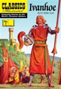 Ivanhoe (with panel zoom)    - Classics Illustrated