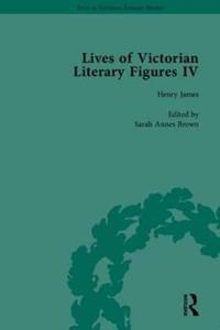 Lives of Victorian Literary Figures