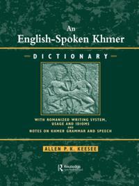 English-Spoken Khmer Dictionary