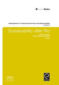 Sustainability After Rio
