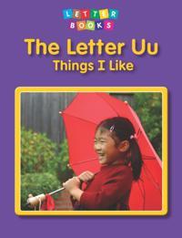 Letter Uu: Things I Like