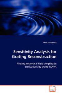 Sensitivity Analysis for Grating Reconstruction
