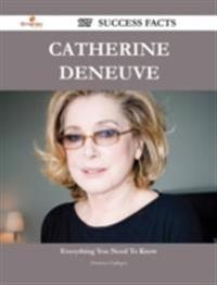 Catherine Deneuve 127 Success Facts - Everything you need to know about Catherine Deneuve