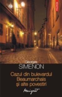 Cazul din bulevardul Beaumarchais si alte povestiri