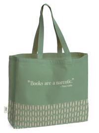 Bookalicious Book-bag Mint