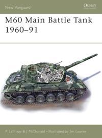 M60 Main Battle Tank 1960 91