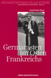 Germanisten im Osten Frankreichs