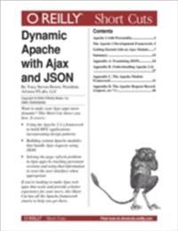 Dynamic Apache with Ajax and JSON