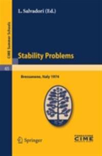 Stability Problems