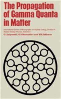 Propagation of Gamma Quanta in Matter