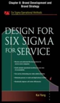 Design for Six Sigma for Service, Chapter 8