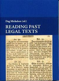 Reading past legal texts