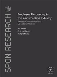 Employee Resourcing in the Construction Industry