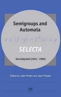 Semigroups And Automata
