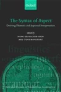 Syntax of Aspect Deriving Thematic and Aspectual Interpretation