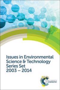Issues in Environmental Science and Technology Series Set