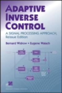 Adaptive Inverse Control, Reissue Edition