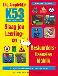 Die Amptelike K53 Slaag Jou Leerling- en Bestuurderslisensies Maklik