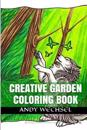 Creative Garden Coloring: Art of Nature as a Stress Relief Therapy